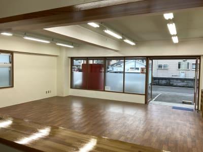薬師堂ビル 宮崎フリースタジオBakuの室内の写真