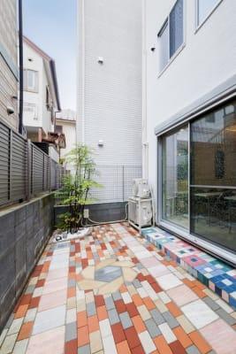 ダイアモンドムーンパレス高田馬場 多目的姫空間(お庭でBBQ可)の室内の写真