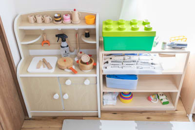 165_Oasis錦糸町 キッチンスペースの室内の写真