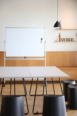 VERDE(ヴェルデ) レンタル会議室、スタジオの設備の写真