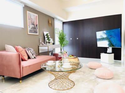 あなたの夢が叶うお部屋が誕生しました🎁✨ - SMILE+Parfait大国町 パーティスペース、撮影の室内の写真