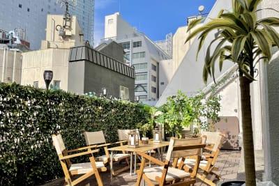 自由にカスタムしてリゾート気分!! - 渋谷ガーデンルーム4F 渋谷ガーデンルーム4Fの室内の写真