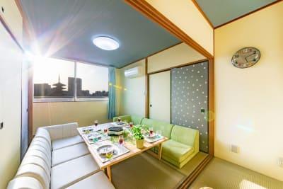 楽スぺ浅草 【楽スぺ浅草601】の室内の写真