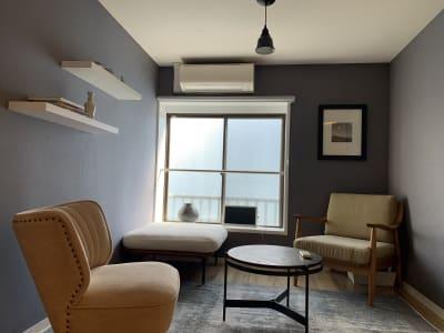 閑静な住宅街のアパートにある一室(1フロア貸切)です - ArtSpaceMONNAKA 室内のみ(5LDK・100㎡)の室内の写真