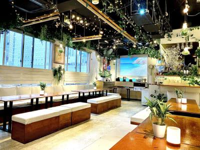 渋谷駅徒歩2分!道玄坂のビル7Fにあります。 - 渋谷ピカリエ道玄坂本店の室内の写真