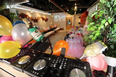 様々なシーンでご利用ください♪ - 渋谷ピカリエ道玄坂本店の室内の写真