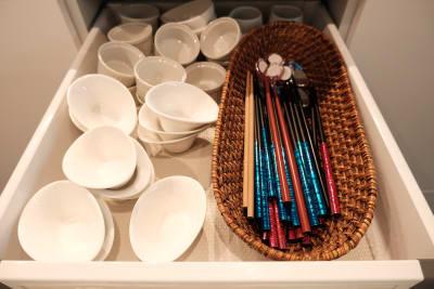 食器類 - 渋谷キッチンスタジオの設備の写真