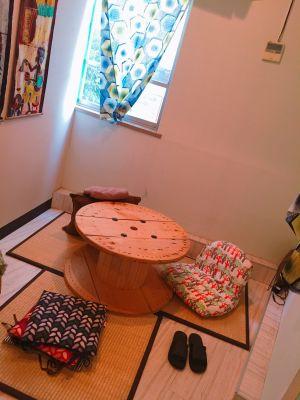 神谷町 東京タワー近く Blue Baobab Africa 撮影・インタビュー利用プラン【法人向け】の室内の写真