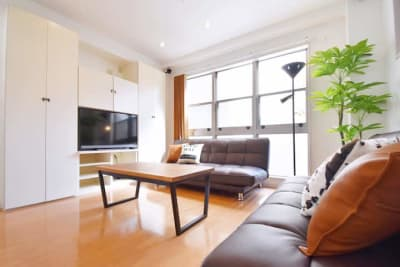 Share Space 渋谷 キッチン付きパーティールームの室内の写真