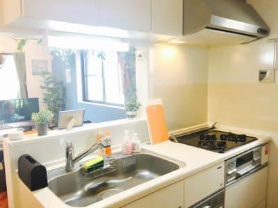 Share Space 立石 キッチン付きパーティールームの室内の写真