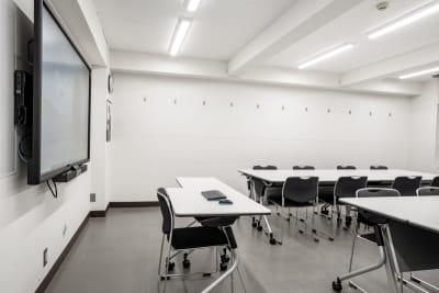 壁にはフックもございます - 渋谷スペース 303の室内の写真