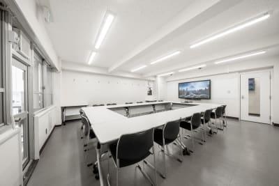 どのようなレイアウトでもお使いいただけます - 渋谷スペース 305の室内の写真