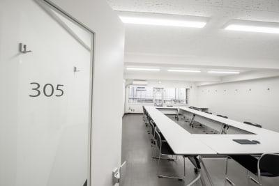 お部屋の入口 - 渋谷スペース 305の室内の写真