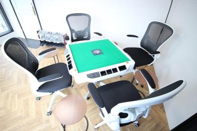 JAN<雀>SPACE 貸切麻雀スペースの設備の写真