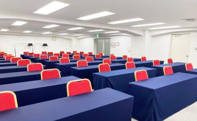 TKP新橋汐留ビジネスセンター カンファレンスルーム301の室内の写真