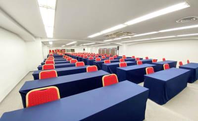 TKP新橋汐留ビジネスセンター ホール401の室内の写真