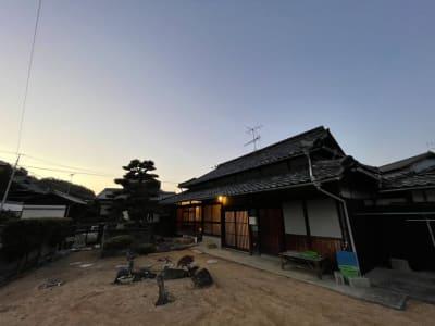 外観 - しょうずの宿 濱風 古民家多目的スペースの外観の写真