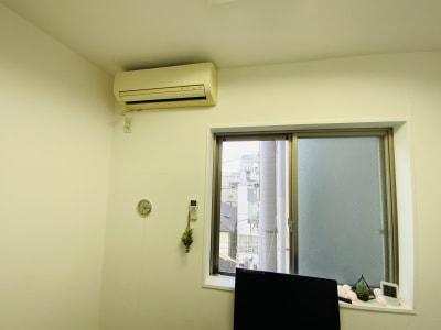 換気性GOOD - マルチスペース Pave下北沢 会議室、多目的スペースの設備の写真