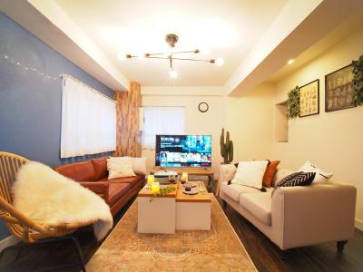 BOHO新宿 イベントスペースの室内の写真
