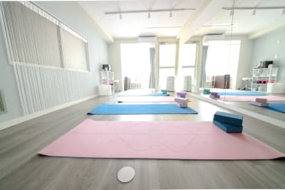 パーソナルヨガスタジオステラ レンタルスタジオの室内の写真