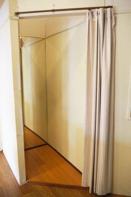 更衣室は2箇所ございます - ドットカラーダンススタジオ Aスタジオの設備の写真