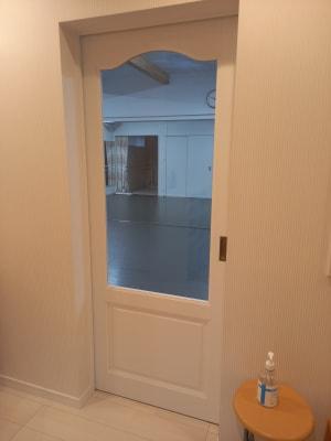 Studio Lilas  レンタルスタジオの入口の写真