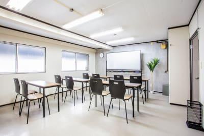 ふれあい貸し会議室 大阪西田辺 ふれあい貸し会議室 大阪Aの室内の写真