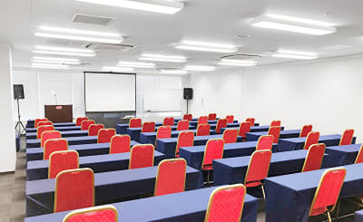 Luz大森カンファレンスセンター ホール5Cの室内の写真