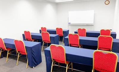 Luz大森カンファレンスセンター ミーティングルーム5Dの室内の写真