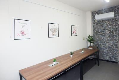 ふれあい貸し会議室 綾瀬田中 ふれあい貸し会議室 綾瀬Aの室内の写真
