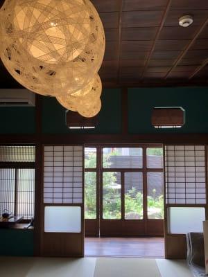 百代 オシャレ日本家屋⭐️古民家⭐️の室内の写真
