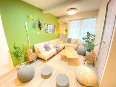 #オオクボGoburin103 【大久保/新大久保】の室内の写真