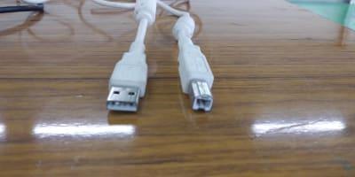 USB ケーブル  - FC    SPACE スペースDの設備の写真