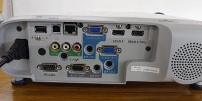 プロジェクター後 - FC    SPACE スペースDの設備の写真