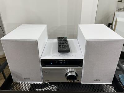 Bluetoothコンポスピーカー  - レンタルスペースcocoaの設備の写真