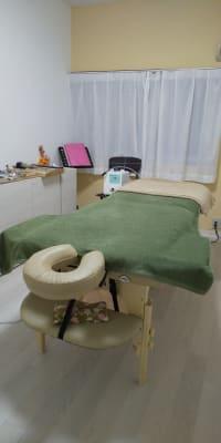 2階施術ベッド - 清香 レンタルサロン・多目的スペースの室内の写真