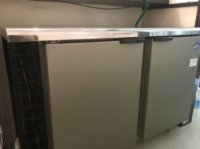 業務用冷蔵庫 - CoCo cafe 貸切イベントスペースの設備の写真