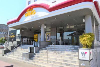 ホテルウィング都城 ホテルレストランスペース利用の外観の写真