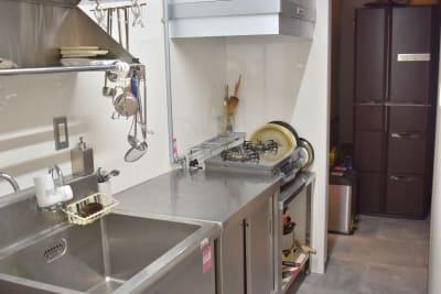 お料理教室にお薦め - シェアースペース アウトサイダー レンタルスペース(キッチン)の室内の写真