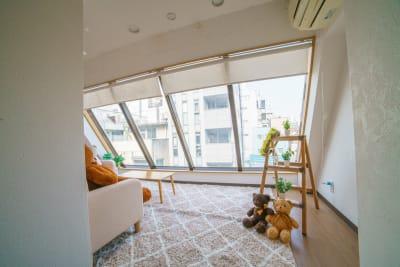 188_ボタニカルRoom パーティの室内の写真