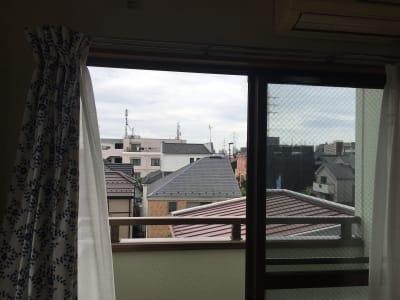風通しと見晴らしが良いので、気持ちがいいです - OneRoomstudio ワンルームのお部屋の室内の写真