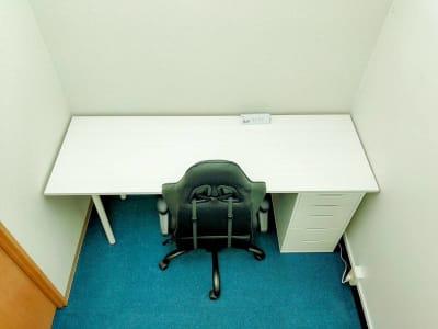 レンタルオフィス コルメ柏 レンタルオフィスコルメ柏Oルームの室内の写真