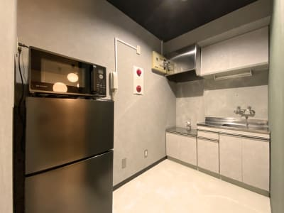 室内写真(給湯室) - dot bridge 渋谷神泉 ドット ブリッジ渋谷神泉の室内の写真