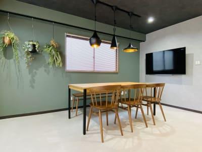 室内写真(ビジネスゾーン) - dot bridge 渋谷神泉 ドット ブリッジ渋谷神泉の室内の写真