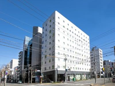 テンザホテル札幌 テレワーク用客室の外観の写真