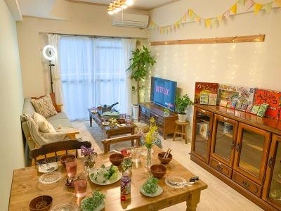ひだまり天王寺の室内の写真