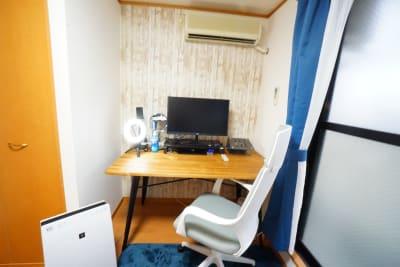 【谷町ミニマルオフィス】 谷町ミニマルオフィスの室内の写真