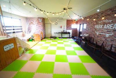 【OLIoliプレイルーム】 OLIoli 3F パークエリアの室内の写真