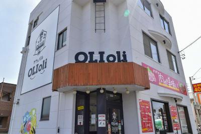 【OLIoliプレイルーム】 OLIoli 3F パークエリアの外観の写真