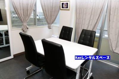 会議室使用の場合 - SWボラーノ六本木 【六本木駅5分】会議室・サロンの室内の写真